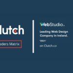 Clutch Names WebStudio.ie Ireland's Leading Web Design Company 2021